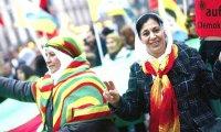 Li dijî qedexeya PKK'ê beşdarî çalakiyan bibin