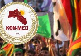 """KON-MED ruft zu Protesten auf: """"Überall Widerstand!"""""""