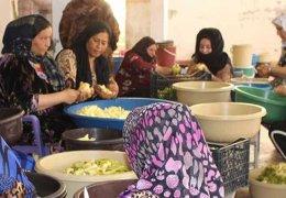 Frauenökonomie wird durch Kooperativen gestärkt