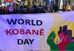 Welt-Kobanê-Tag: Aktionsplan von KCDK-E