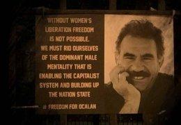 Europa: Überall hängen Öcalan-Bilder