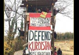 Von der ZAD in der Schweiz bis nach Rojava