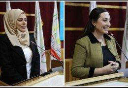 Mehr Frauen an Spitze der Cizîrê-Region