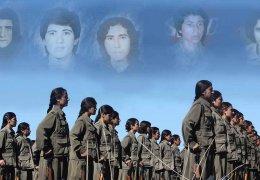 Führende Frauen im kurdischen Freiheitskampf