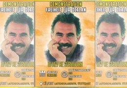 Kurdische Jugendbewegung demonstriert für Freiheit Öcalans