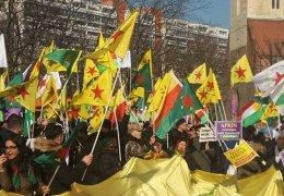 Verfolgung von YPG/YPJ-Symbolen beendet!
