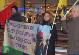 Europaweite Solidarität mit Şengal