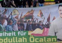 """""""Freiheit für Öcalan""""-Aktionen in Deutschland"""