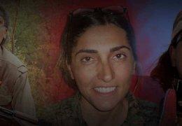 Gedenken an Sarya Özgür in Kobanê