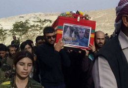 Mam Beşîr in Şengal beigesetzt