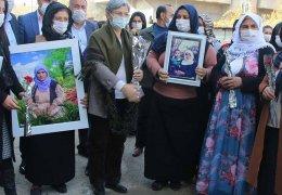 Gedenken an Mutter Taybet in Silopiya