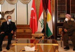 Deal zwischen Irak, Syrien und Türkei zur Vernichtung der Kurden