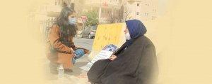 Dilan İzol'dan Şenyaşar'a ziyaret