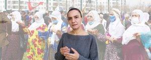 8 Mart'taki enerji Newroz'la birleşti