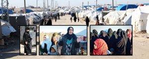 Hol Kampı: Güvende değiliz