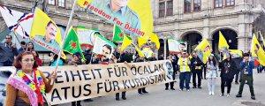 KCDK-E ruft Protestwoche gegen türkische Angriffe aus