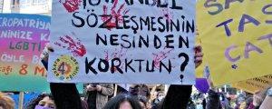 İstanbul Sözleşmesi bizim