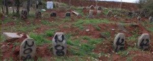 Şırnak'ta toplu mezar