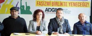 Faşizmi birlikte yeneceğiz: İlk eylem 10 Nisan'da