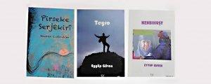 Ji Arê  4 pirtûkên helbestan