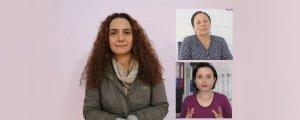 Üç aktivist daha rehin alındı