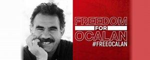 17 saziyên din ji bo azadiya Rêber Ocalan