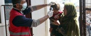 Kuzey-Doğu Suriye'de232 yeni vaka