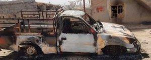 DAİŞ Xaneqîn'e saldırdı