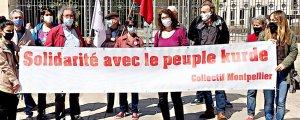 Fransa li dijî Kurdan qanûnê binpê dike