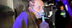 Bağdat'ta hastane yangını: 82 ölü