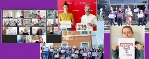 HDP'ye uluslararası Kobanê desteği
