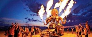 Burning Man îsal jî betal bû