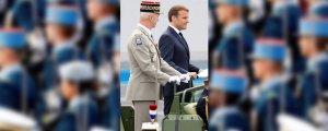 Fransa'da askerlerden darbe bildirisi