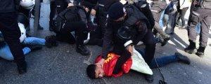 Polis yine 1 Mayıs'a saldırdı