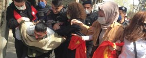 Taksim'de 80 gözaltı