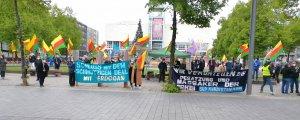 İşgal ve tecrit protestoları sürüyor