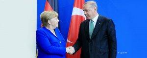 Ankara-Berlin arasında yoğun görüşme trafiği