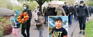 Küçük Abdulhanan toprağa verildi
