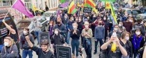 Faşizme karşı birlik yürüyüşleri