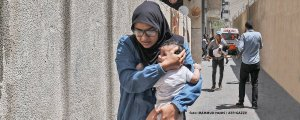 İsrail Gazze'ye saldırdı: 24 kişiyi katletti