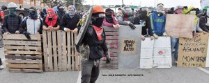 Kolombiya ulusal greve gidiyor