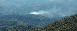 Hozat'ta yangınyayılıyor