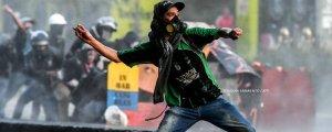 Kolombiya: Bize ait olanı alana kadar