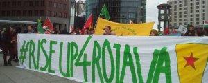 RiseUp4Rojava ruft zum globalen Widerstand auf