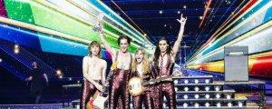 Îtalya li Eurovisionê bi ser ket