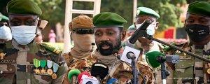 Mali'de ordudan darbe