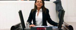 HDP'li Ersoy'dan Aile Bakanı'na tepki