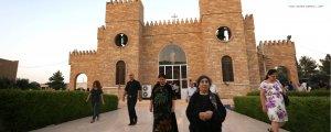 Kürdistan'daki Hristiyanlar topraklarını talep ediyor