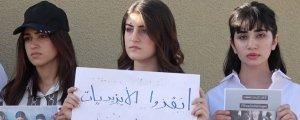Êzidiyên êsîr rizgar bikin