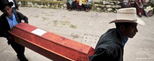 Guatemala'nın kayıp insanları